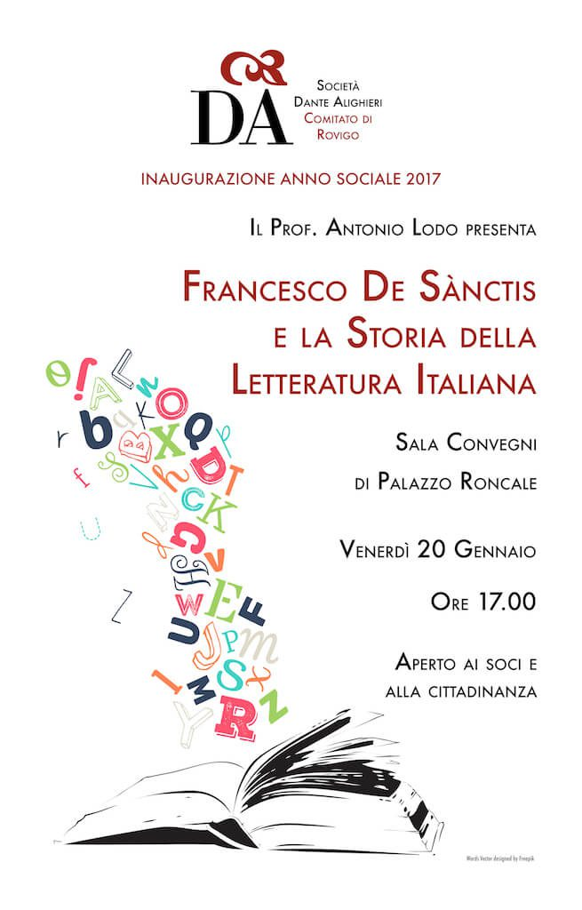 la dante_de sanctis_locandina