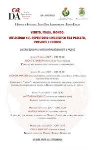 Circolo Seminari a Palazzo Roncale - Rovigo