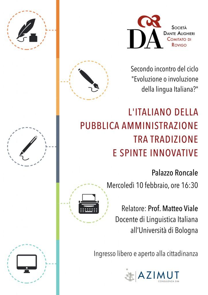ladante_volantino incontro_lingua italiana amministrazione
