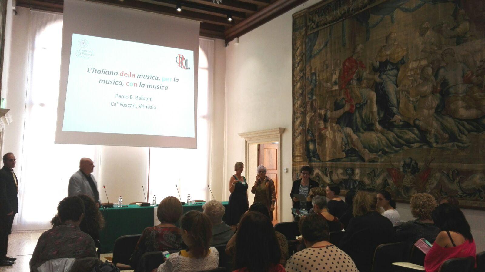 Calendario Lauree Ca Foscari.Corso Di Formazione Archivi Societa Dante Alighieri
