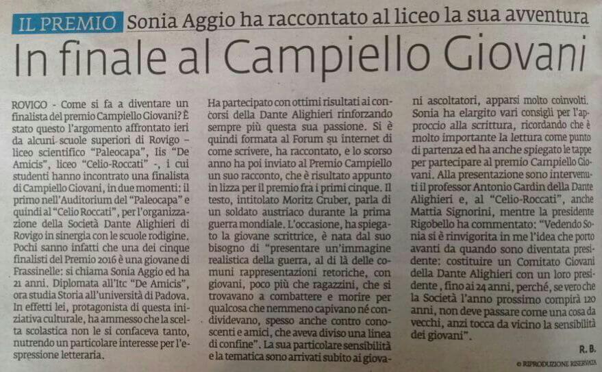 Sonia Aggio
