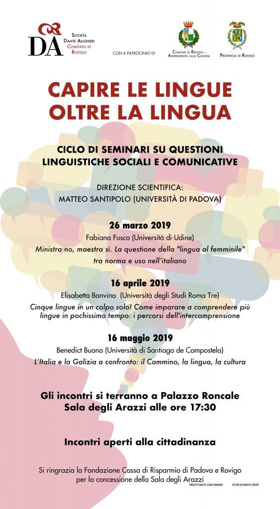 Capire le lingue_locandina_marzo 2019