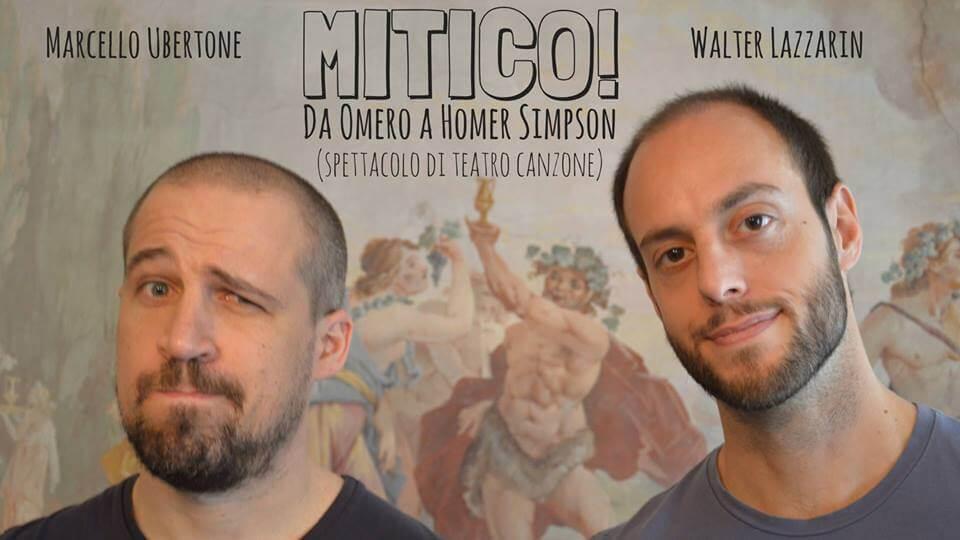 Giornata della Dante 2019 Mitico